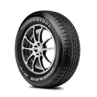 Pneu para Caminhonete e SUV Aro 18 265/60R18 110T Dueler H/T 684 II Ecopia Bridgestone